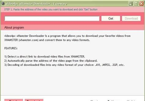 xharmster mobile om windows downloader downloader