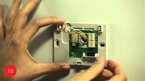 Substitute Extra Wire for C Wire    Install the Honeywell Wi Fi smart thermostat with this video