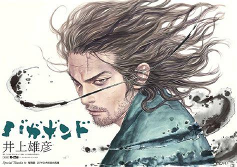 Komik Vagabond No 8 Inoue Takehiko 11 epic that deserve to be adapted into anime