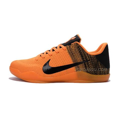 nike elite basketball shoes nike 11 elite orange black basketball shoes for sale
