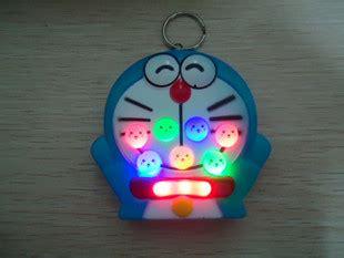Gantungan Kunci Doraemon Nyala Lu gantungan kunci keren kioslangsa