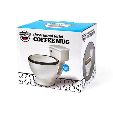 toilet mug some good and not so good ideas and gifts for your company s yankee swap christmas party