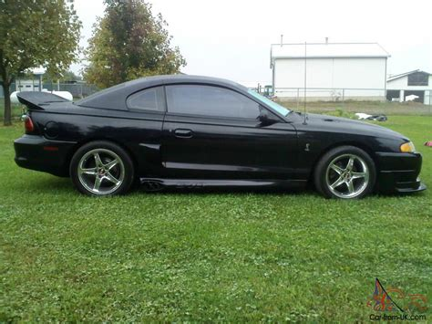 1998 Ford Mustang Gt by Ford Mustang Gt 1998 Car Classics