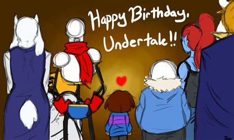 happy birthday undertale by zudix on deviantart happy birthday undertale by exorcistnixxy on deviantart