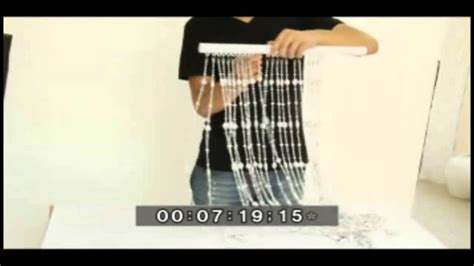 DHgate DIY Tutorial  Make Your Own Beaded Curtains For