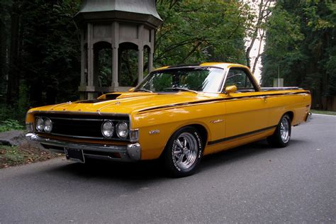 1969 Ford Ranchero by 1969 Ford Ranchero 96251