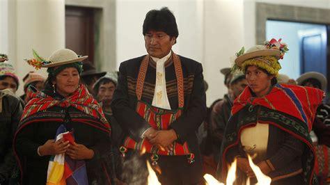 presidente banca mondiale il presidente della bolivia dichiara totale indipendenza