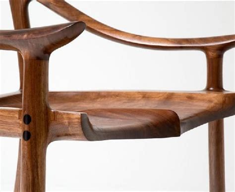sam maloof chair joint create   maker profile