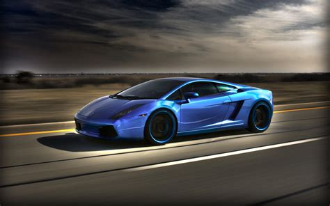 blue lamborghini wallpaper lamborghini gallardo