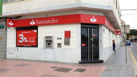 sucursal banco santander el banco santander condenado a devolver 170 000 euros a