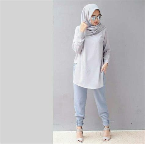 Ceiso White Dress Casual Cantik Style casual