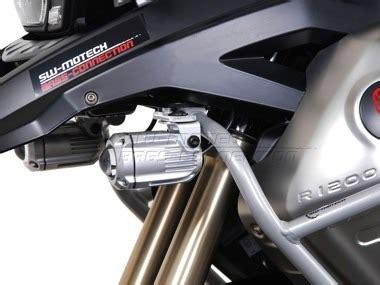 bmw rgs montaje faros auxiliares sw motech  moto