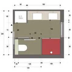 salle de bains zen en teck et galets de 7m2 le plan