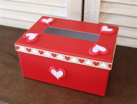 valentines card holder valentines day card holder box s day favor