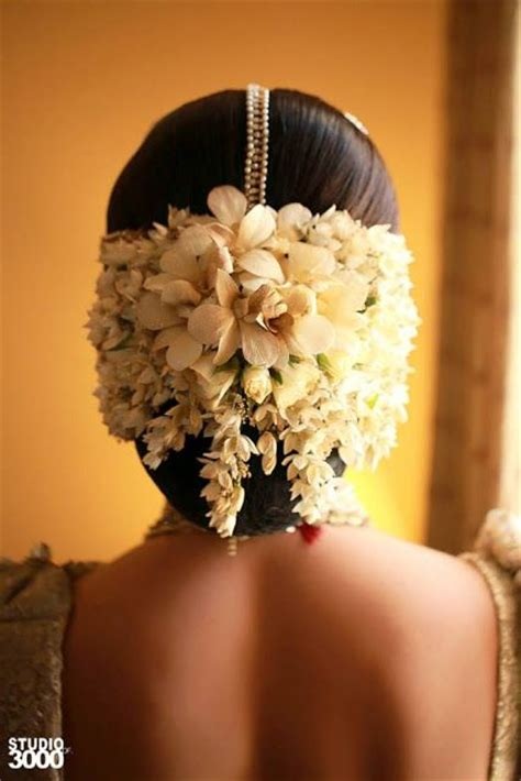 Tamil Wedding Hairstyle With Flowers by Tamil Bridal Hairstyles With Flowers Flowers Ideas