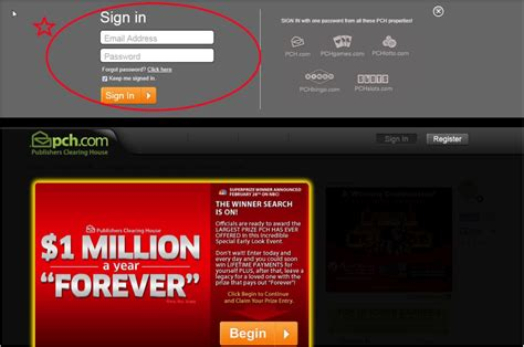 Pch Account Sign In - discover our top 5 sweepstakes tips for beginners pch blog