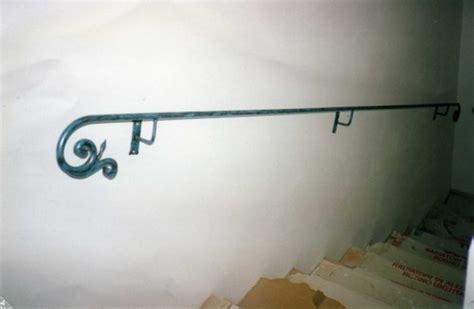 corrimano per scale interne leroy merlin passamano in ferro battuto calci
