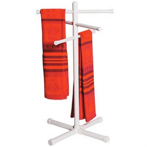 Pvc Pipe Towel Drying Rack by Ideas Products Pvc Towel Rack