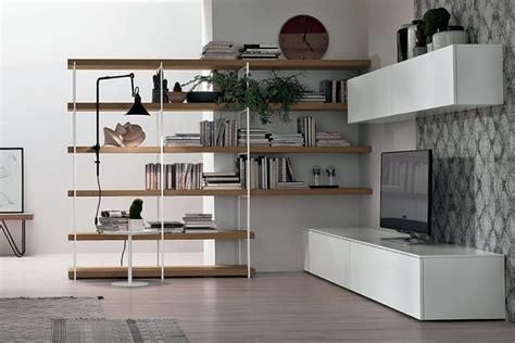 libreria parete attrezzata librerie pareti attrezzate