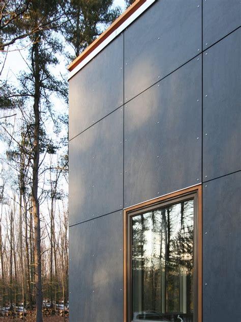 Bor Galvalum Fiber Cement Panels Future House Exterior