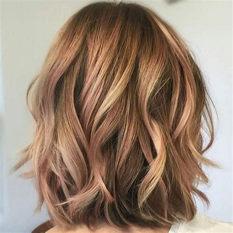 Trendy Haircuts Ideas Strawberry Bronde Balayage Bob By Kellymassiashair Trendy Haircuts Ideas Strawberry Bronde Balayage Bob By Kellymassiashair