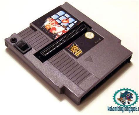 nintendo 8 bit console nes casemod packs in nintendo 8 bit console
