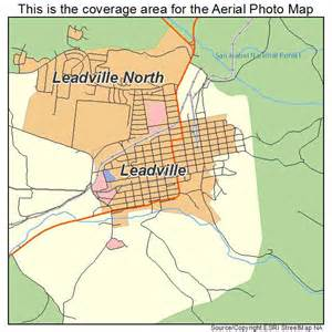 map of leadville colorado aerial photography map of leadville co colorado