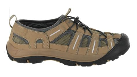 nord trail white water low top slip on hiking shoe
