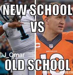 Broncos Fan Meme - denver broncos vs carolina panthers in super bowl 50