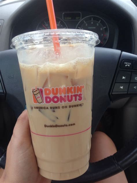 Iced Coffee Dunkin Donuts coffee addict dunkin donuts iced coffee recipes food