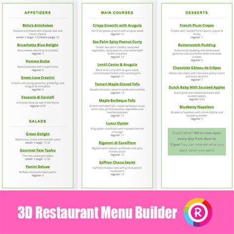 menu layout wordpress plugin restaurant menu builder plugin wpexplorer