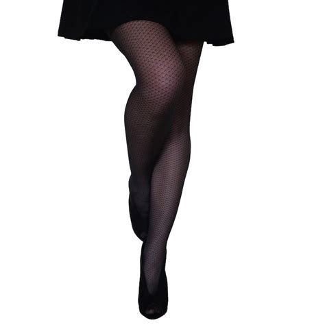 patterned tights for big legs essexee legs micronet pattern tights