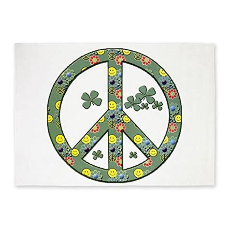 peace area rug funk n peace sign area rug funkthishouse funk this house