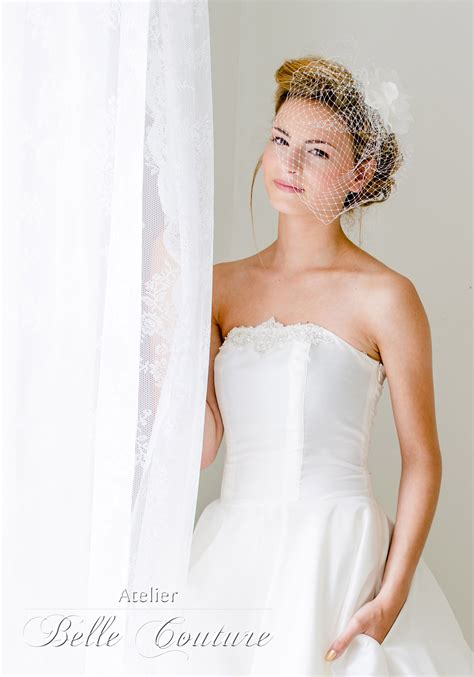 Brautkleider 50er Stil by Atelier Couture Schlichtes Brautkleid Im 50er