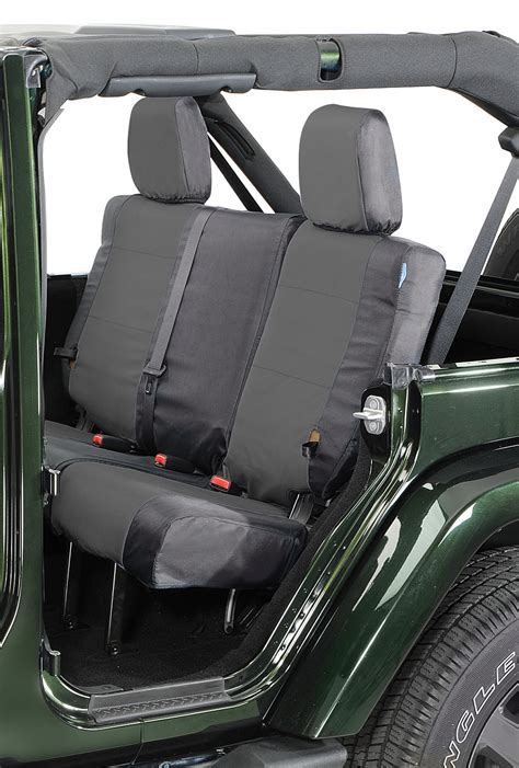 07 jeep commander seat covers coverking rear ballistic seat covers for 07 10 jeep