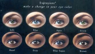 expressions color contacts expressions colors