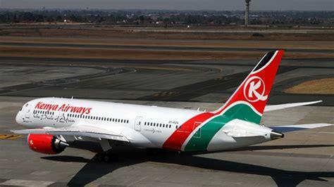 kenya airways  launch   services  october