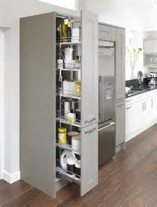 Tall Kitchen Cabinet Clever Storage Ideas 171 Morgan Interiors