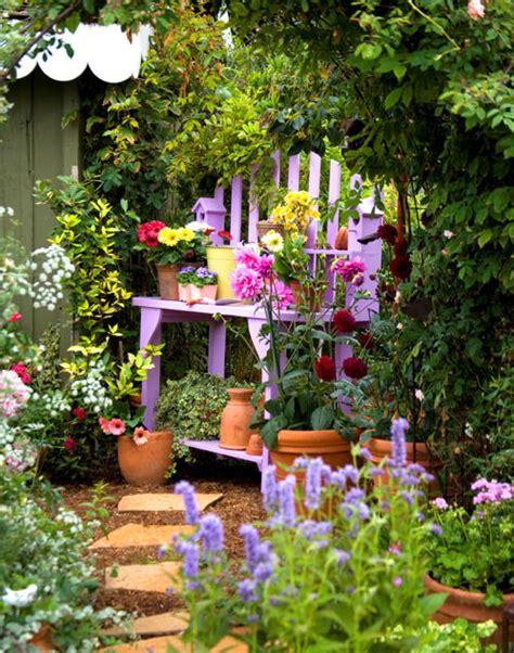 Cottage Garden Decor Hydrangea Hill Cottage Cottage Garden Benches