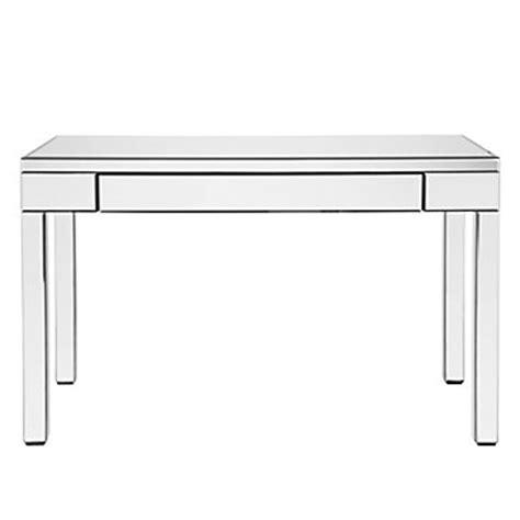 mirrored desk stylish studio desk z gallerie