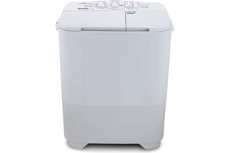 Mesin Cuci Sharp Aquos es t68mw pk bk mesin cuci berteknologi tinggi hanya sharp