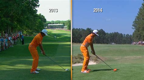 swing driver claude s take rickie fowler swing analysis golf channel