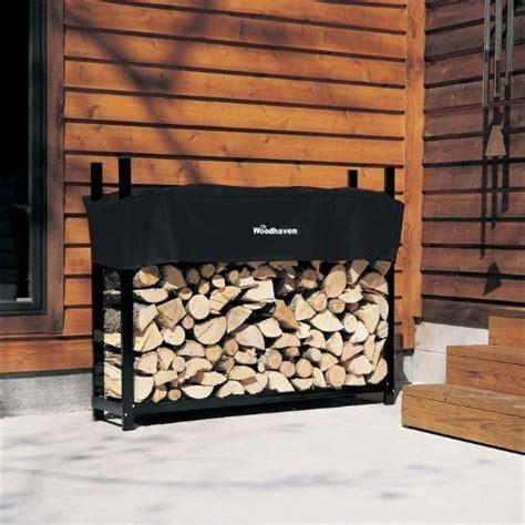 Woodhaven Wood Rack by Woodhaven Firewood Log Rack Reviews Wayfair
