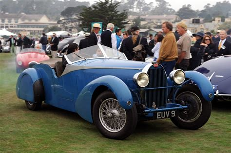 custom bugatti custom coachwork bugatti type 57s at pebble beach photo