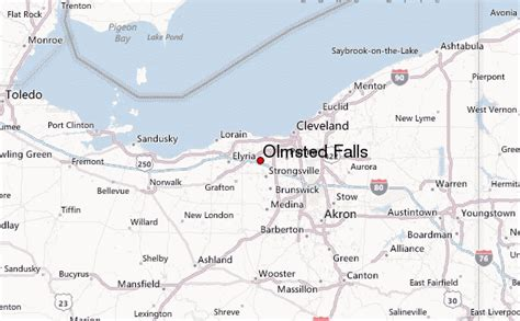olmsted falls location guide