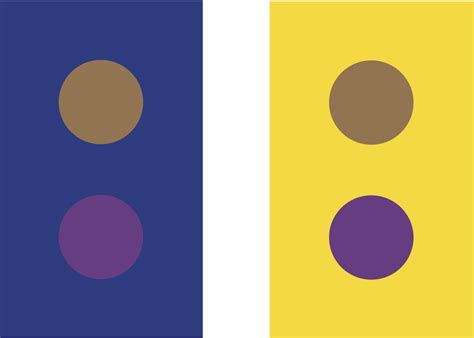is the color of color perception