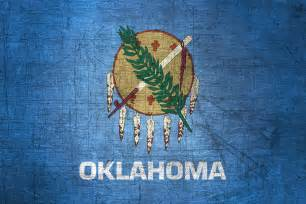 oklahoma state colors oklahoman flag metal flag of oklahoma it for free