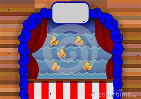 Duck Shoot Brings The Experience Of The Carnival To Your Home by Duck Shoot Stock Image Image 30518811