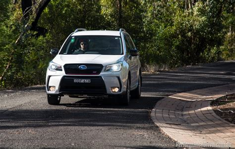 subaru forester headlights 2016 subaru forester ts sti review performancedrive