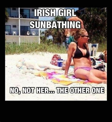 Irish Girl Tanning Meme - image result for meme for very pale people and sunscreen